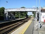Wikipedia - Kearsney railway station