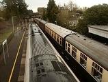 Wikipedia - Kemble railway station