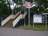 Wikipedia - Kempton Park railway station