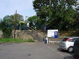 Wikipedia - Kemsing railway station