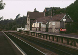 Wikipedia - Kents Bank railway station