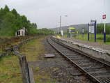 Wikipedia - Kildonan railway station