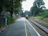 Wikipedia - Baildon railway station