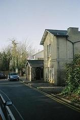 Wikipedia - Baldock railway station