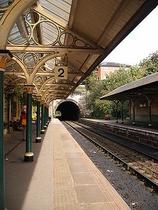 Wikipedia - Knaresborough railway station