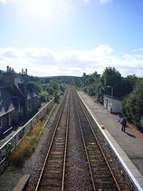 Wikipedia - Lairg railway station