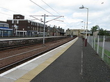 Wikipedia - Lanark railway station
