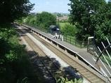 Wikipedia - Landywood railway station
