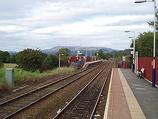 Wikipedia - Langho railway station