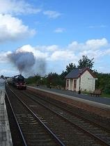 Wikipedia - Langwathby railway station