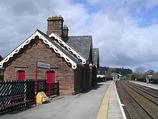 Wikipedia - Lazonby & Kirkoswald railway station