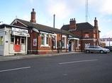 Wikipedia - Leagrave railway station