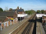 Wikipedia - Lenham railway station