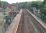 Wikipedia - Lisvane & Thornhill railway station
