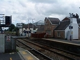Wikipedia - Bamber Bridge railway station