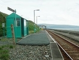 Wikipedia - Llanaber railway station