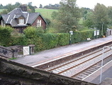 Wikipedia - Bamford railway station