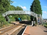 Wikipedia - Llanbradach railway station