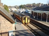 Wikipedia - Llandrindod railway station