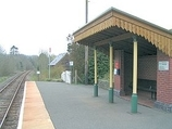 Wikipedia - Llangammarch railway station