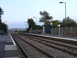 Wikipedia - Llangennech railway station