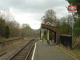 Wikipedia - Llangynllo railway station