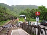 Wikipedia - Lochailort railway station
