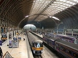 Wikipedia - London Paddington railway station