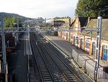 Wikipedia - Longport railway station