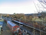 Wikipedia - Lostock railway station