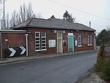 Wikipedia - Banstead railway station