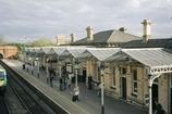 Wikipedia - Loughborough railway station