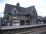 Wikipedia - Lowdham railway station
