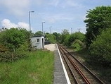 Wikipedia - Luxulyan railway station