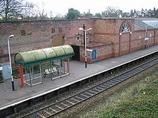 Wikipedia - Lytham railway station