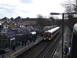 Wikipedia - Maidstone Barracks railway station