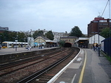 Wikipedia - Maidstone East railway station