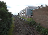 Wikipedia - Manchester United FC Halt railway station