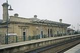 Wikipedia - Mansfield railway station