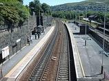 Wikipedia - Marsden railway station