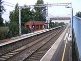 Wikipedia - Marston Green railway station