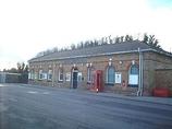 Wikipedia - Martin Mill railway station