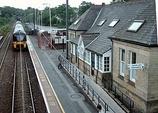 Wikipedia - Menston railway station