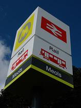 Wikipedia - Meols railway station