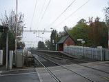 Wikipedia - Barlaston railway station