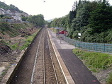 Wikipedia - Merthyr Vale railway station