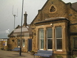 Wikipedia - Mexborough railway station