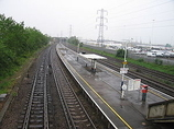 Wikipedia - Millbrook (Hants) railway station