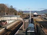 Wikipedia - Millom railway station