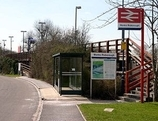 Wikipedia - Monks Risborough railway station